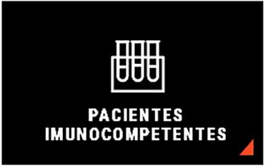 PACIENTES IMUNOCOMPETENTES