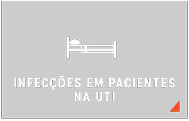 INFEC��ES EM PACIENTES NA UTI